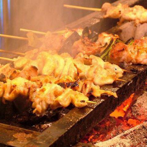 炭火焼鳥酒家 ごちや 天神店なら飲み会がリーズナブルに楽しめます!